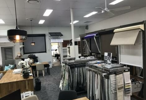 Showroom View 15 Noosa Screens and Curtains