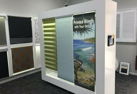 Showroom View 26 Noosa Screens and Curtains