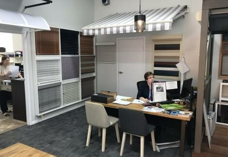 Showroom View 4 Noosa Screens and Curtains
