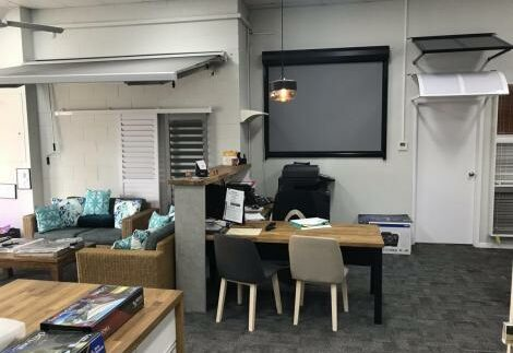 Showroom View 6 Noosa Screens and Curtains
