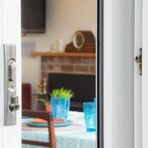 Sliding Door Security Screen 316 Grade Marine Stainless