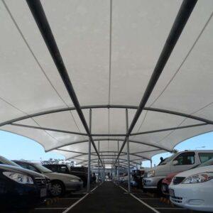 Car Park Fabric Structure Noosa