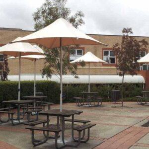 Portable Umbrella Range
