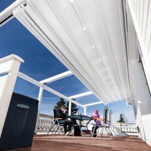 Retractable Roof Palmiye