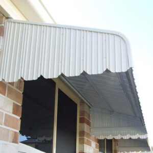 Steel Canopy Awnings