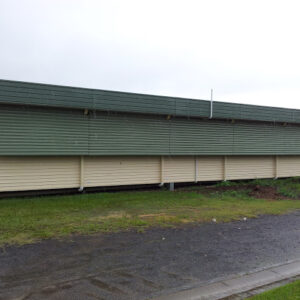 Alloy Louvred Awnings